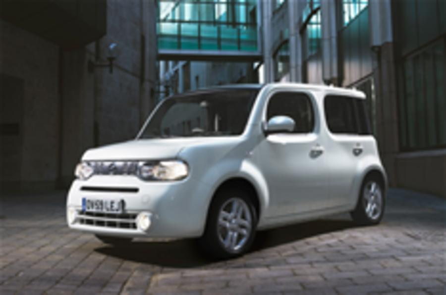 Nissan Cube from £14,000