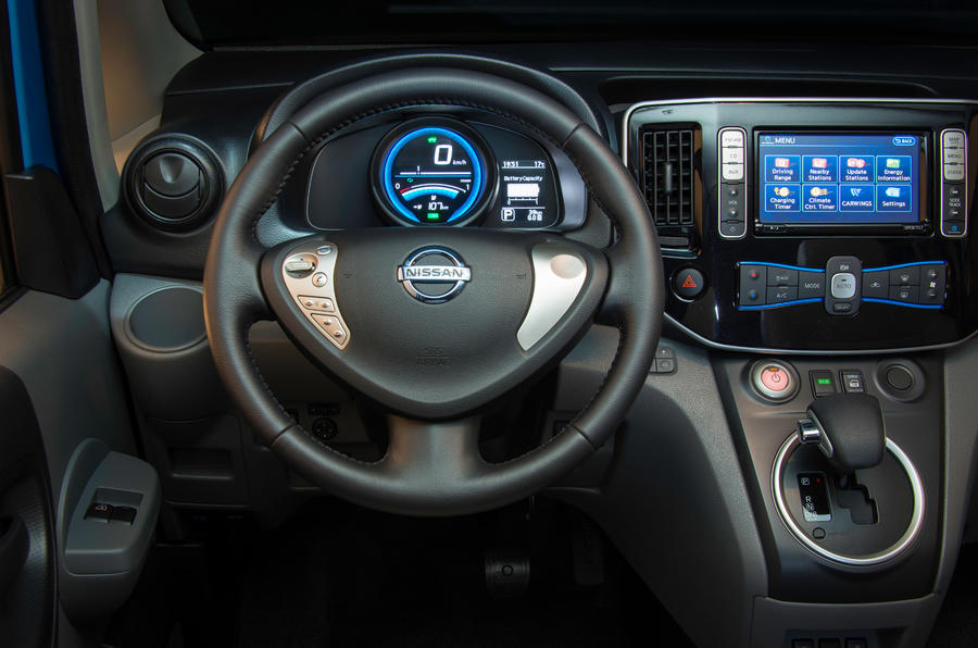 Nissan Cargo Van >> Nissan e-NV200 Combi first drive review