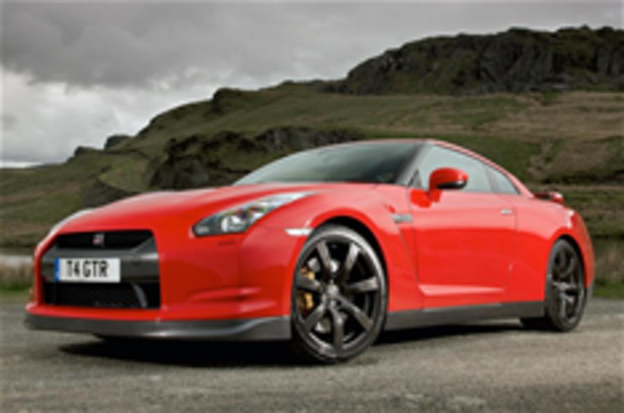 Nissan launches revised GT-R
