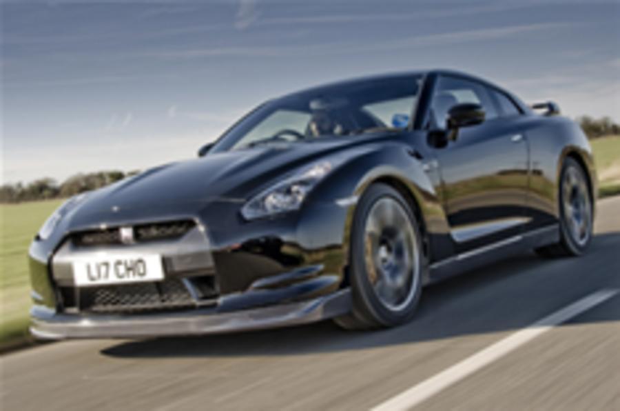 Nissan GT-R V-Spec revealed
