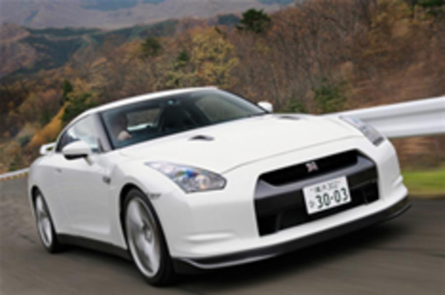 Nissan GT-R's 'Ring record