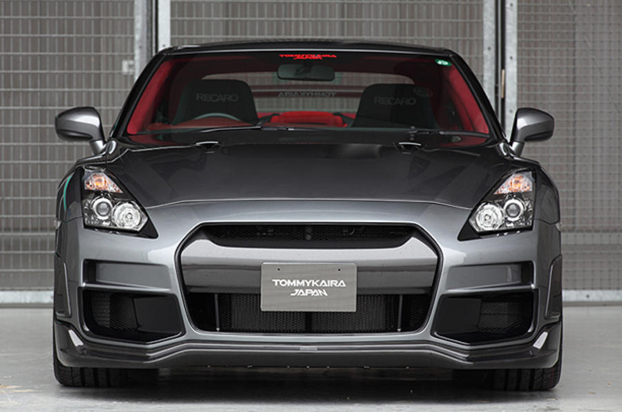 Tommy Kaira's GT-R for Tokyo