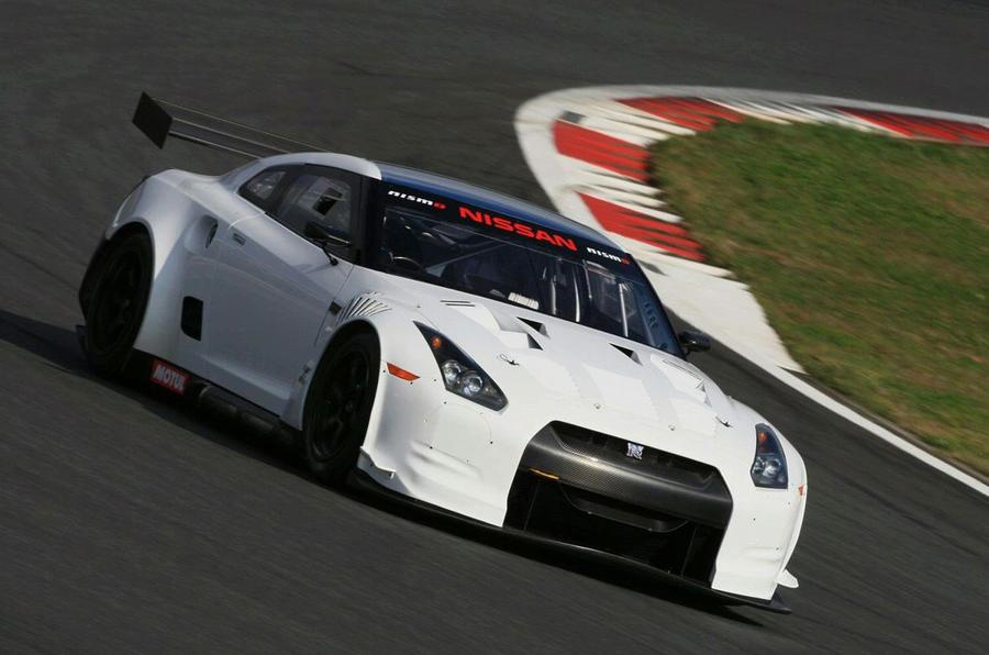 Nissan reveals works GT-R GT1