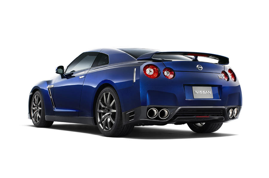 New Nissan GT-R range revealed