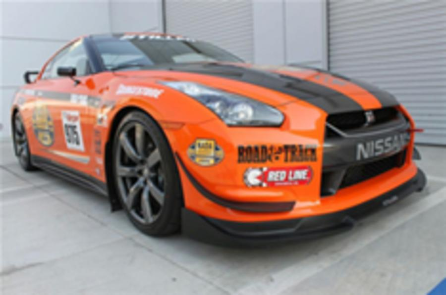 Rally Nissan GT-R revealed