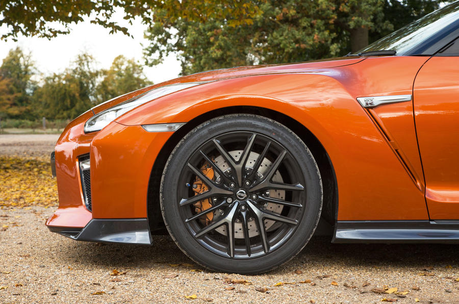 20in Nissan GT-R alloys