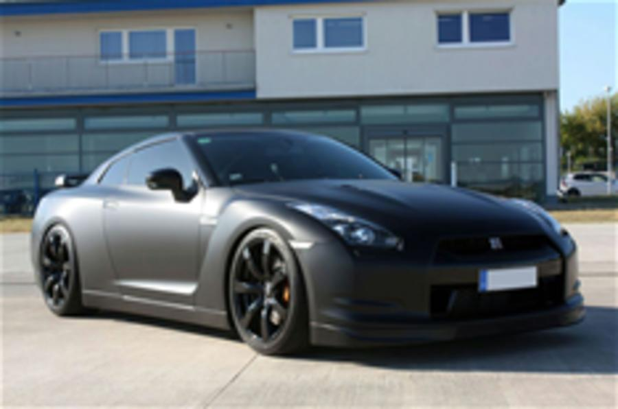 572bhp Nissan GT-R launched