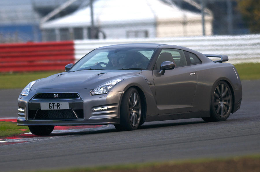 Track-focused GT-R for UK