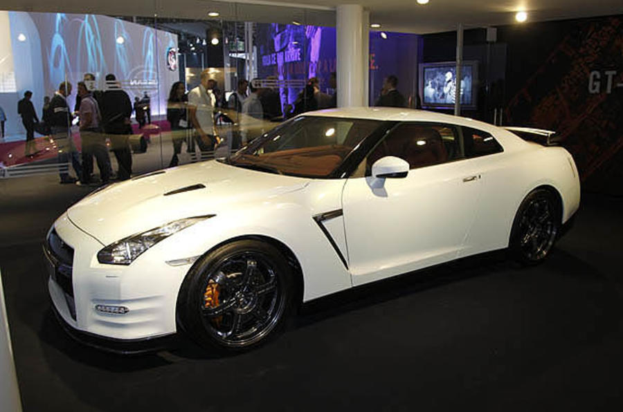 Revised GT-R 'to get 500bhp'
