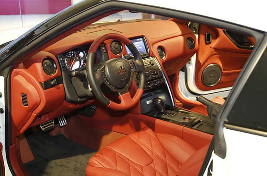 Revised GT-R 'to get 500bhp'