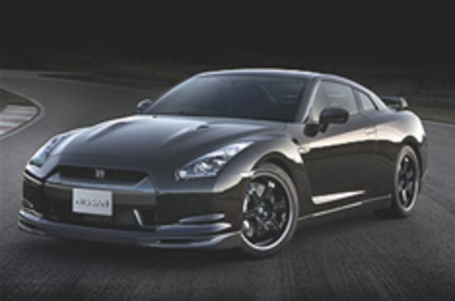 Nissan GT-R Spec V unveiled