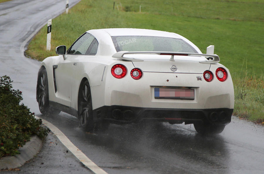 New Nissan GT-R planned for 2017