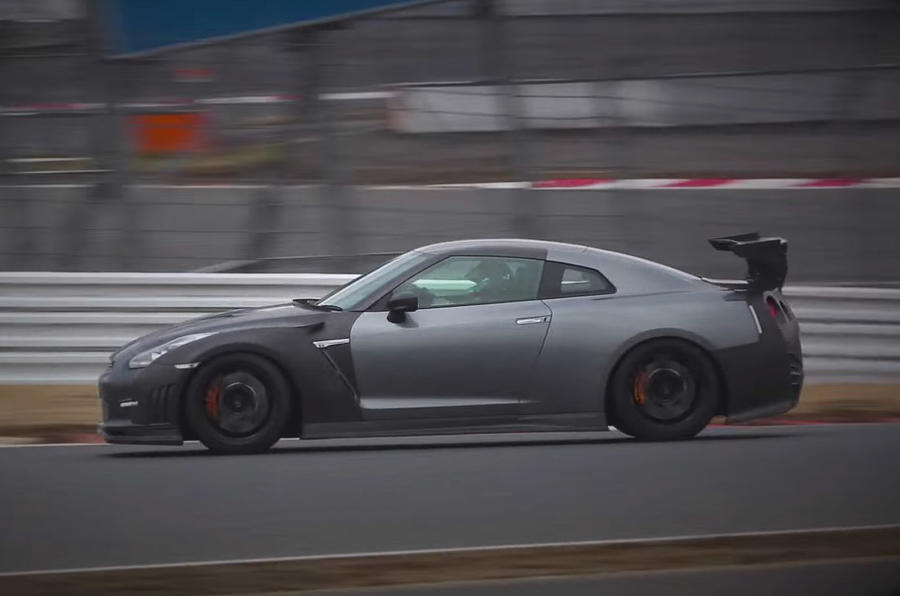 Nissan GT-R N-Attack to lead Nissan product offensive