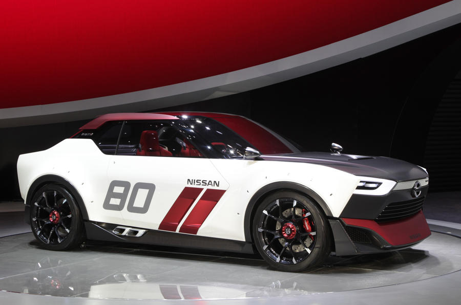 New, smaller Nissan Z car planned