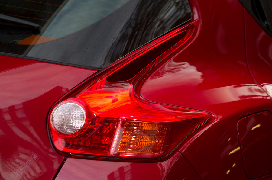 Nissan Juke rear light