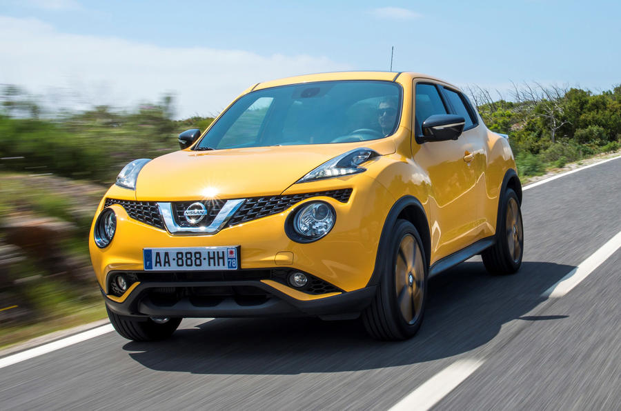 2014 Nissan Juke first drive review