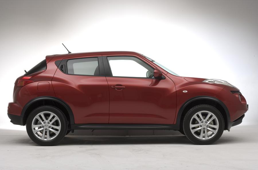 Nissan Juke - exclusive pics