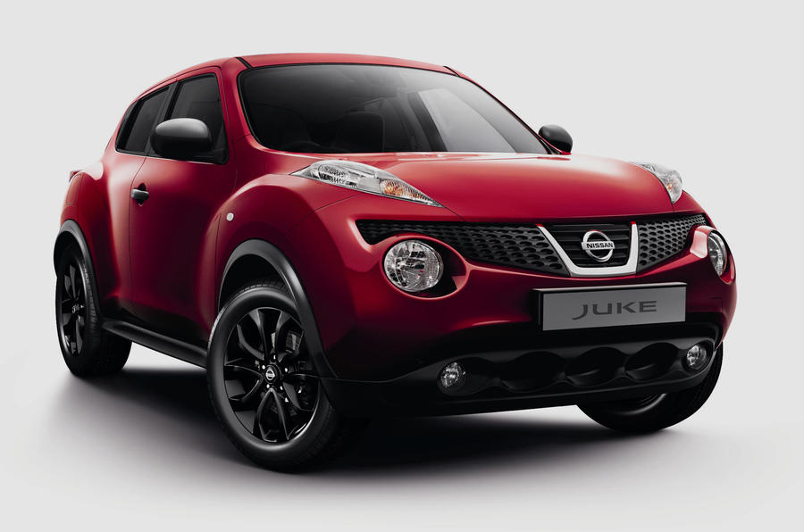 Limited edition Nissan Juke unveiled