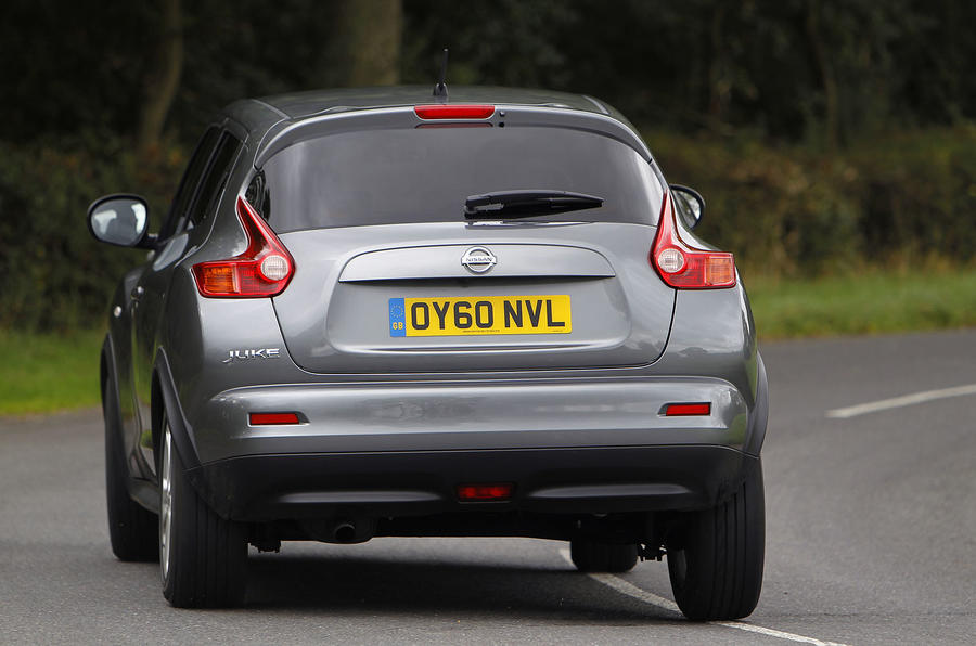 Economy hike for Nissan Juke