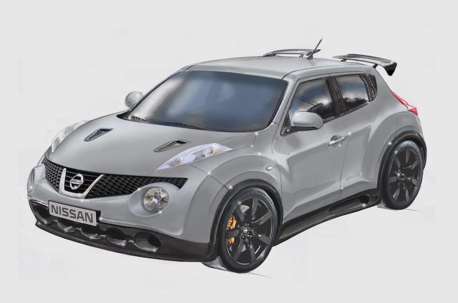 Hardcore Nissan Juke planned
