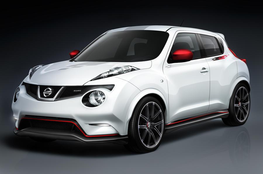 Tokyo show: Nissan Juke Nismo