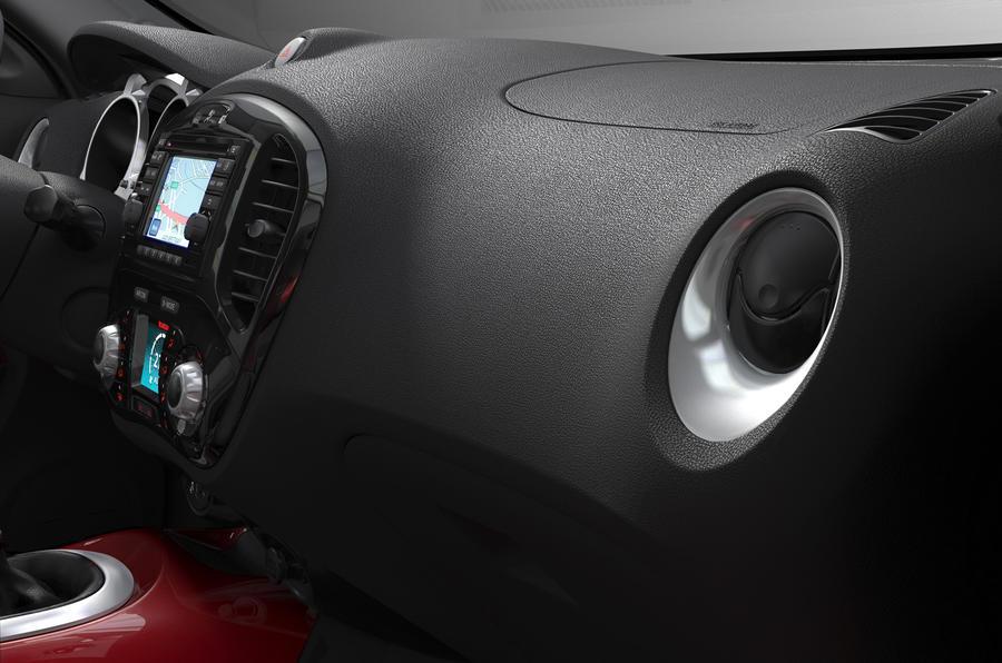 Nissan Juke launch at 17:15