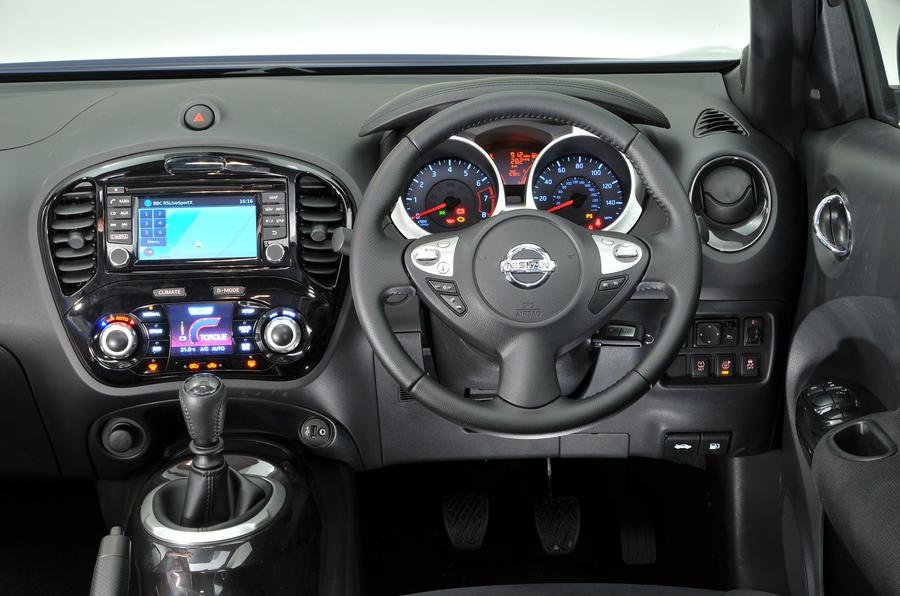Nissan Juke Review 2017 Autocar