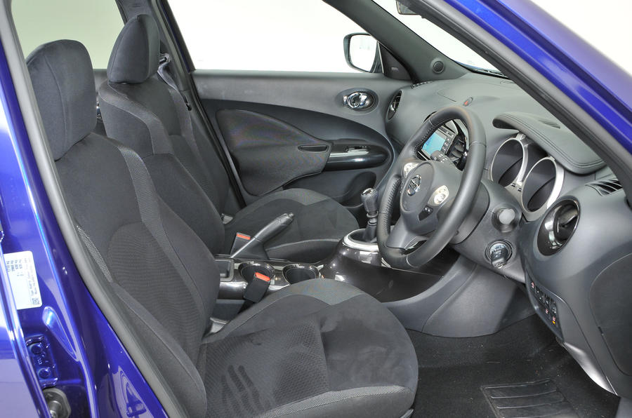 Nissan juke design styling autocar for Interior nissan juke