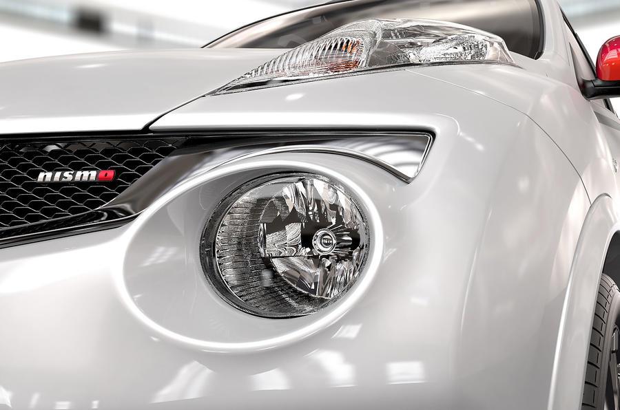 Nissan Juke Nismo headlight