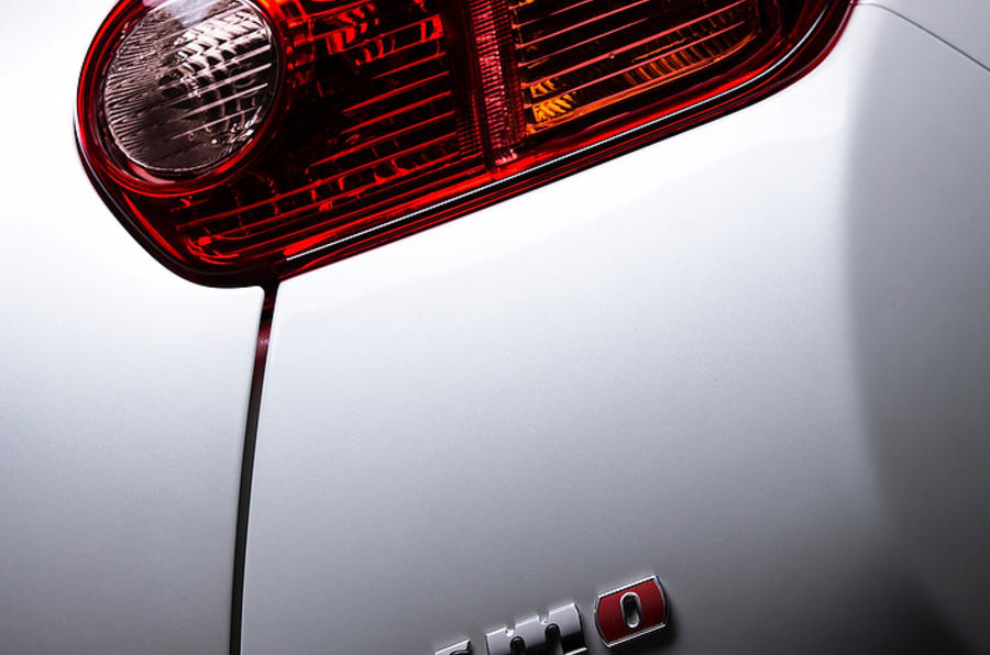Nissan Juke Nismo rear lights