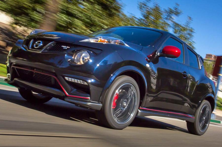 nissan juke nismo rs first drive. Black Bedroom Furniture Sets. Home Design Ideas