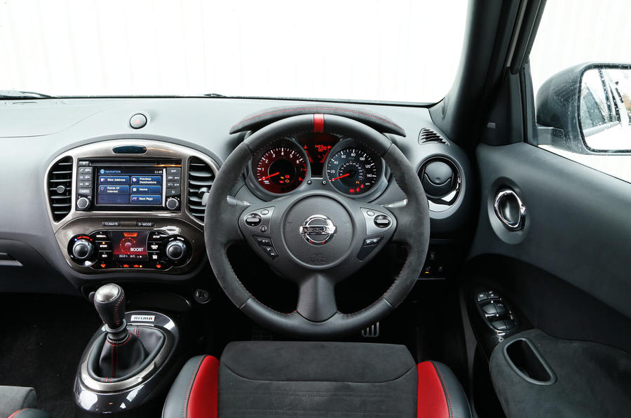 From The Driveru0027s Perspective In The Nissan Juke Nismo RS