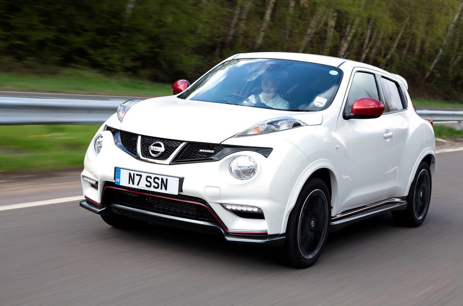 nissan juke nismo review 2017 autocar. Black Bedroom Furniture Sets. Home Design Ideas