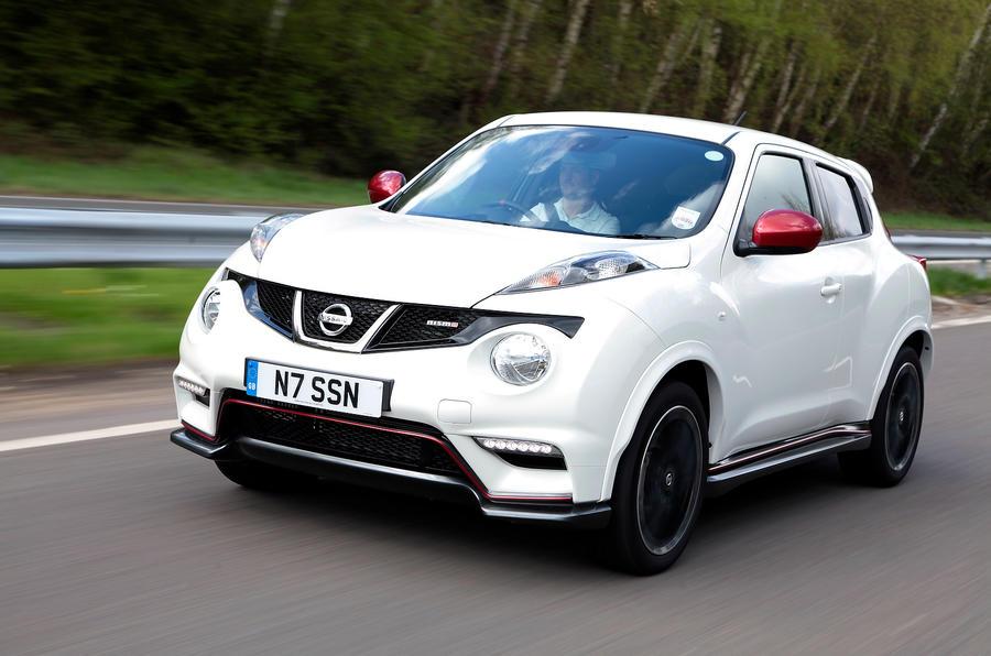 Nissan Juke Nismo review | Autocar