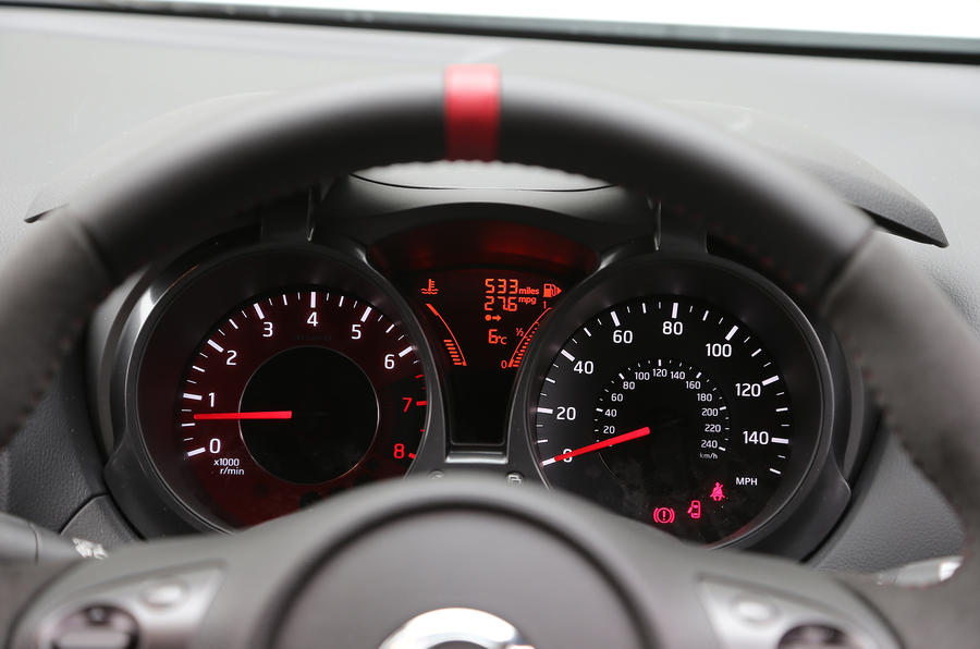 Nissan Juke Nismo UK first drive review