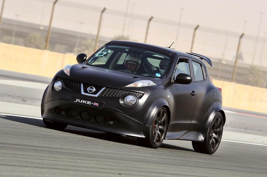 Nissan ...