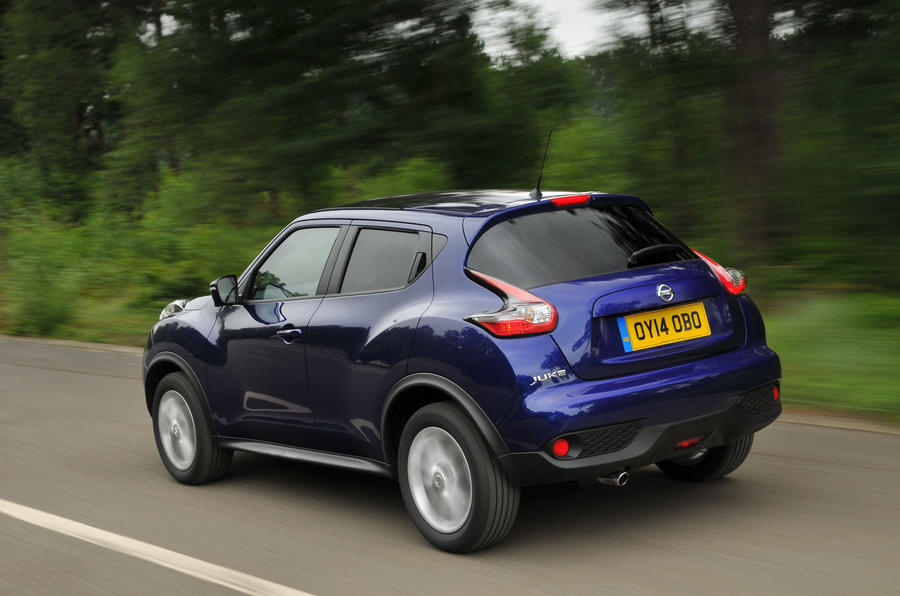 Nissan Juke Review 2017 Autocar