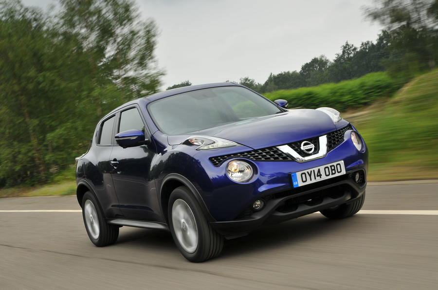 Juke 2017 Interior >> Nissan Juke Review (2018) | Autocar