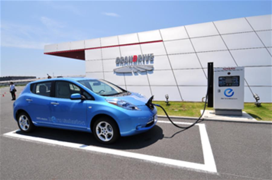 Enterprise to rent Nissan Leaf