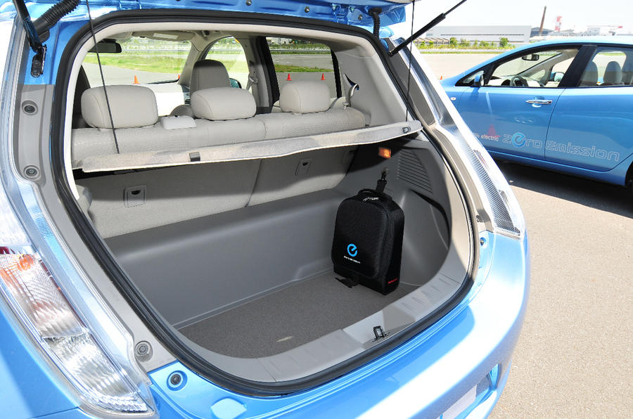 Nissan Leaf to get UK facelift