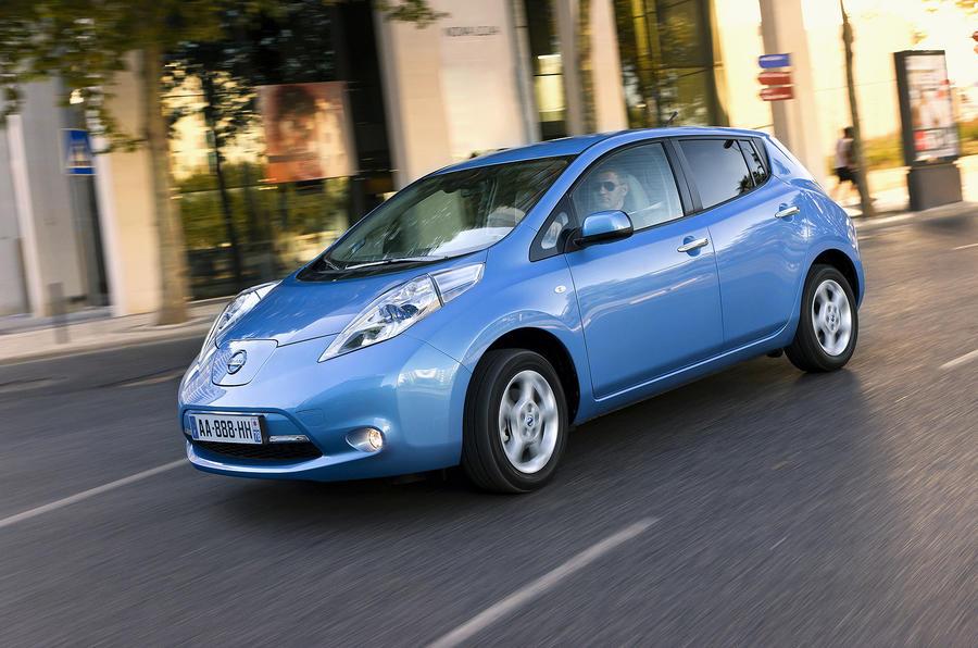 Nissan's EV predictions