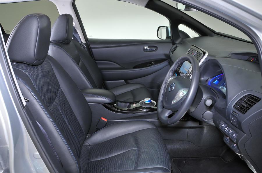 High Quality ... Nissan Leaf Interior ...