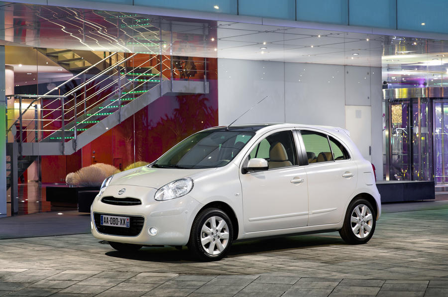 Nissan Micra DIG-S from £11,150