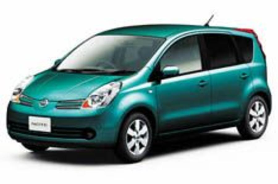 Micra MPV to be built in the UK