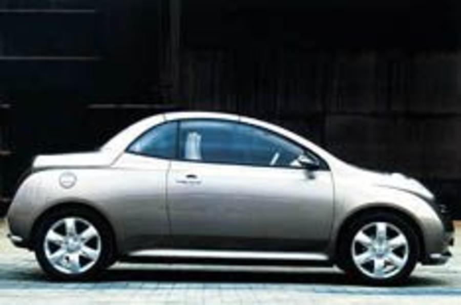 Nissan Micra joins CC set