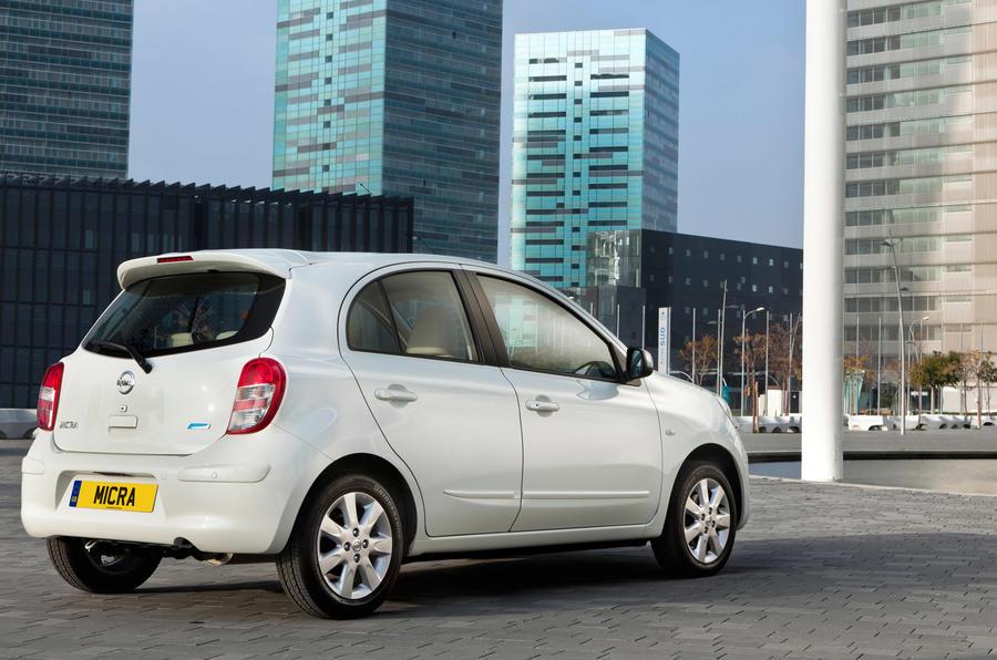 Nissan Micra gets new variants