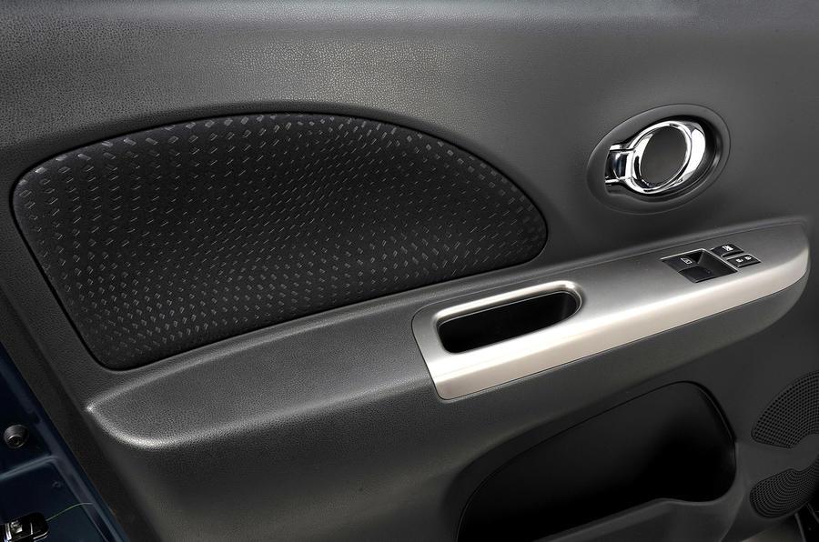 Nissan Micra door card