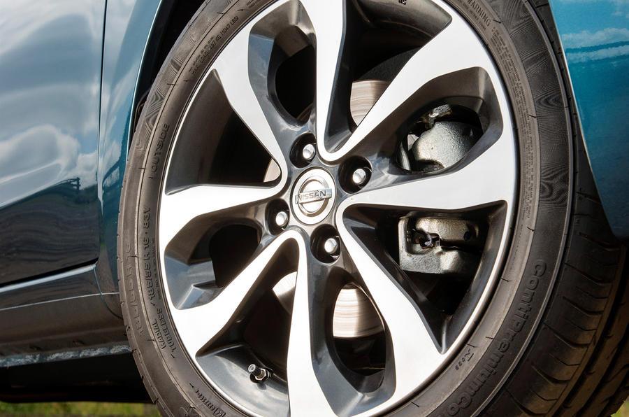 Nissan Micra alloy wheels