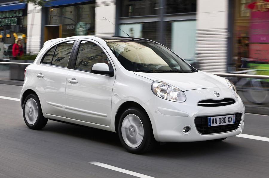 Nissan's EU sales record