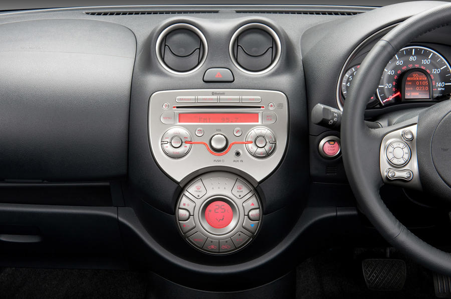 Nissan Micra  - pics and video